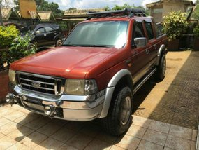 Ford Ranger 2004 Manual Diesel for sale in Baguio