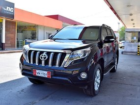 Selling 2nd Hand (Used) 2017 Toyota Land Cruiser Prado Automatic Diesel in Lemery
