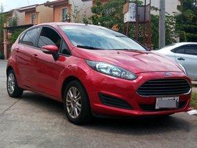 Ford Fiesta 2015 Hatchback Manual Gasoline for sale in Las Piñas
