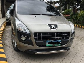 2nd Hand Peugeot 3008 2013 at 70000 km for sale
