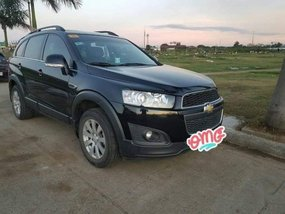 2nd Hand (Used) Chevrolet Captiva 2015 Automatic Diesel for sale in Malabon