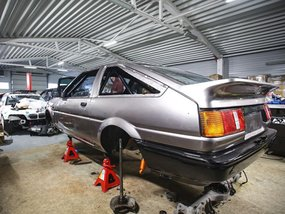Basic Car Restoration: Easy to follow steps and guidelines