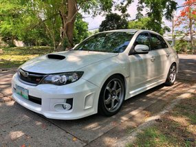 Selling Subaru Wrx Sti 2011 Manual Gasoline in Parañaque