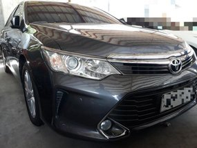 Toyota Camry 2017 Automatic Gasoline for sale in Quezon City