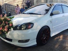 Selling 2nd Hand Toyota Altis 2006 in Morong