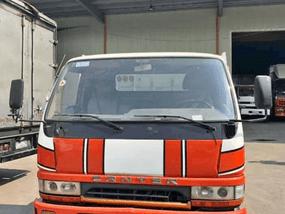 2nd Hand Orange Mitsubishi CanterA 2007 for sale in Gattaran