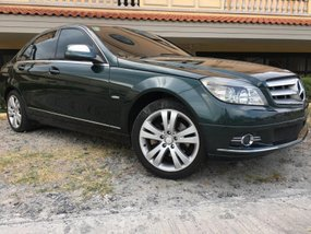 2008 Mercedes Benz C200 for sale