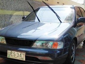 Selling Nissan Sentra 1995 Manual Gasoline in Bauan