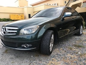2nd Hand Mercedes-Benz C200 2008 for sale in Las Piñas