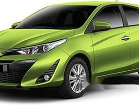 Selling Toyota Yaris 2019 Automatic Gasoline