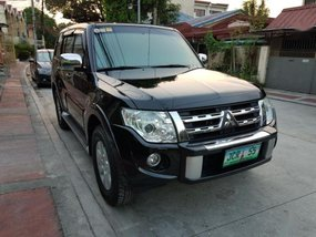2nd Hand Mitsubishi Pajero 2012 for sale in Quezon City
