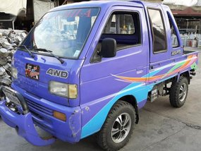 Selling Suzuki Multi-Cab 2014 Manual Gasoline in Cebu City