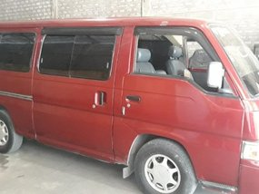 Selling Nissan Urvan 2009 Manual Diesel in Pasig