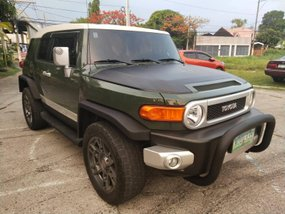 2014 Toyota FJ Cruiser AT for sale