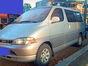 Used Toyota Granvia 2008 Automatic Diesel for sale in Quezon City