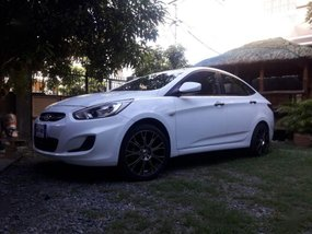 2nd Hand Hyundai Accent 2017 Automatic Gasoline for sale in Imus