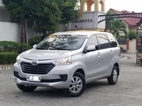 2017 Toyota Avanza 1.3 E Automatic for sale