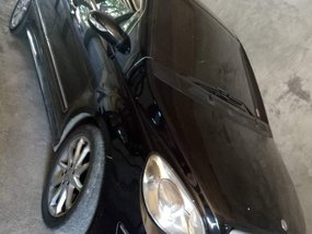 Selling 2nd Hand Black Mercedes-Benz 200 2008 at 85000 km