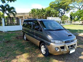Sell Used 2001 Hyundai Starex 2001 Automatic Diesel in Alicia