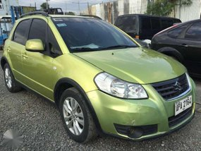 Selling 2nd Hand Suzuki Sx4 2015 Automatic Gasoline in Cainta