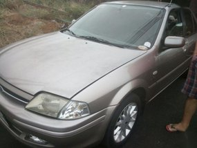 Selling 2nd Hand Ford Lynx 2001 Manual Gasoline in Las Piñas