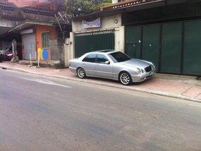 For sale 2001 Mercedes-Benz E-Class Automatic Gasoline