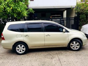 2011 Nissan Grand Livina for sale in Parañaque