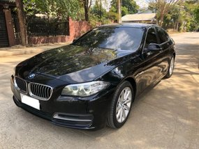 Selling 2nd Hand BMW 520D 2015 in Quezon City