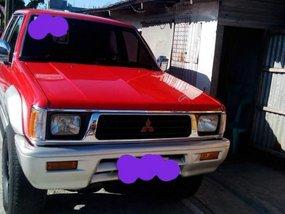 Mitsubishi Strada 1996 Manual Diesel for sale in Silang