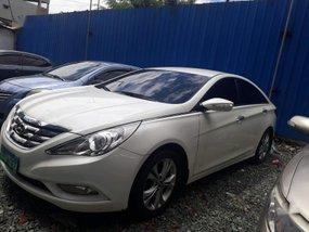 Selling 2nd Hand Hyundai Sonata 2012 at 80000 km in Manila