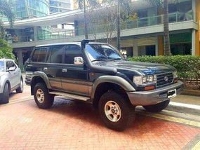 Sell 2nd Hand 1996 Toyota Land Cruiser Manual Diesel in Quezon City
