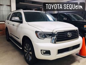 New Toyota Sequoia 2018 Automatic Gasoline for sale in Quezon City