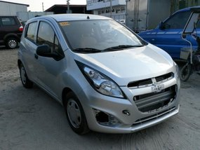 Chevrolet Spark 2015 at 10000 km for sale in Cainta