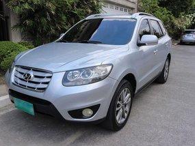 Selling Hyundai Santa Fe 2011 Automatic Diesel in Marikina