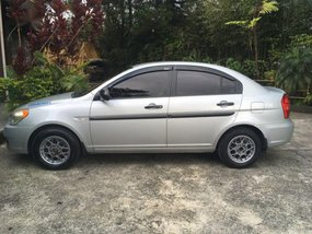 Selling 2nd Hand Hyundai Accent 2009 at 100000 km in Baguio