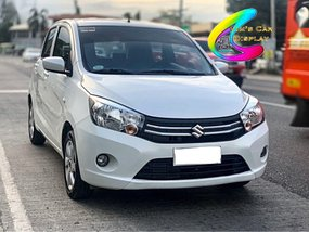 2nd Hand Suzuki Celerio 2016 Manual Gasoline for sale in Davao City