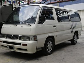 Selling Nissan Urvan Escapade 2005 Manual Diesel in Quezon City
