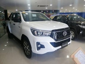 White Toyota Conquest 2019 Automatic Diesel for sale