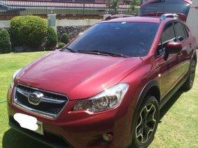 Selling Used Subaru Xv 2014 in Parañaque