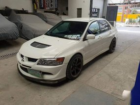 Mitsubishi Lancer Evolution for sale in Quezon City