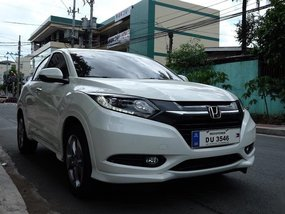 Selling Used Honda Hr-V 2017 in Manila