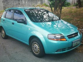 Chevrolet Aveo 2006 Hatchback Automatic Gasoline for sale in Pasig