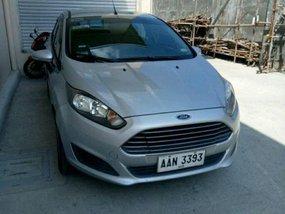 Ford Fiesta 2015 Sedan for sale in Meycauayan