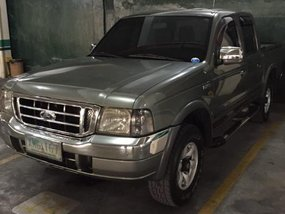Selling 2nd Hand Ford Trekker 2003 Manual Gasoline