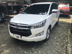 2nd Hand Toyota Innova 2017 for sale in Quezon City