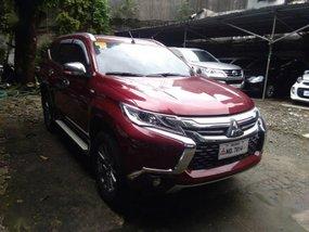 Mitsubishi Montero Sport 2017 for sale in Quezon City