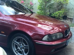 Bmw 523I 1999 Automatic Gasoline for sale in Parañaque
