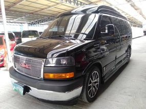 Selling Gmc Savana 2011 Automatic Gasoline in Makati