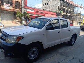 Selling Toyota Hilux 2005 Manual Diesel in Bocaue