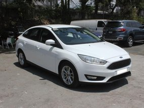 Used Ford Focus 2016 at 10000 km for sale in Muntinlupa